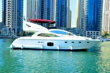 56ft Luxury Yacht Profile