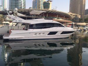 50ft Yacht in Dubai