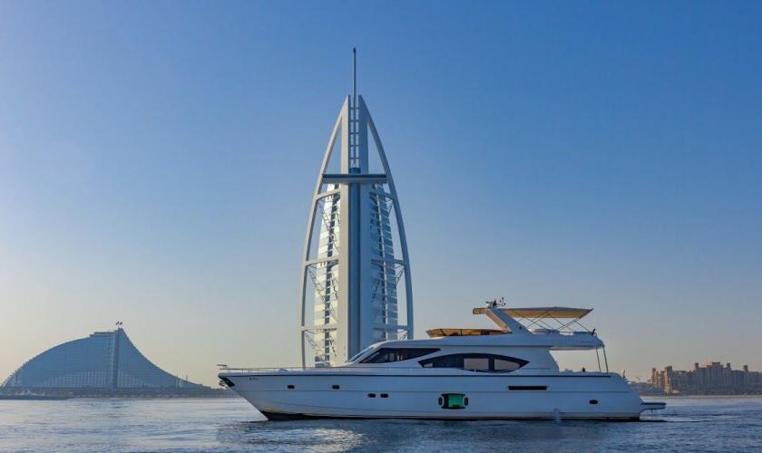 90ft Yacht in Dubai