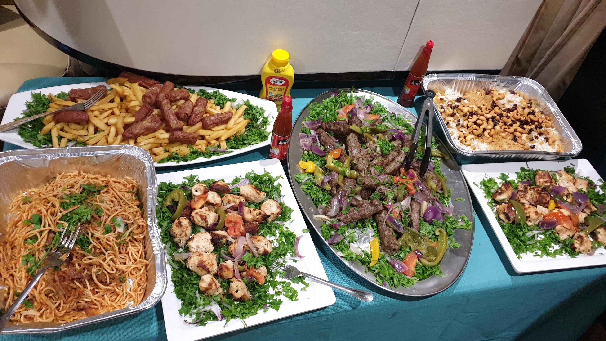 Yacht Catering in Dubai Yacht Party Special Offer 1