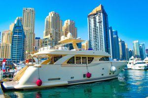 80ft Luxury Yacht in Dubai