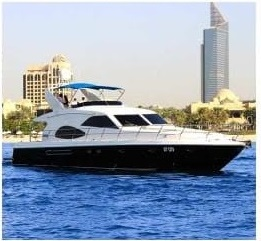 75ft Yacht in Dubai