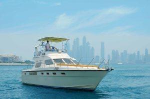 48ft Budget Yacht in Dubai