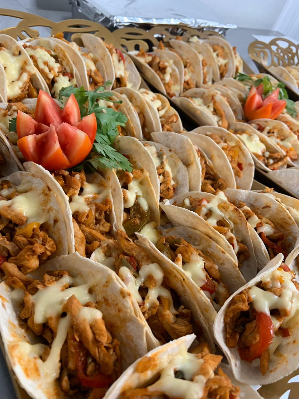Yacht Catering in Dubai - Tacos